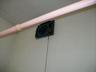 高洲産業 浴室換気暖房機 BF-861RX 交換工事