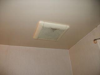 高州産業 浴室換気乾燥暖房機 BF-231SHA 交換工事