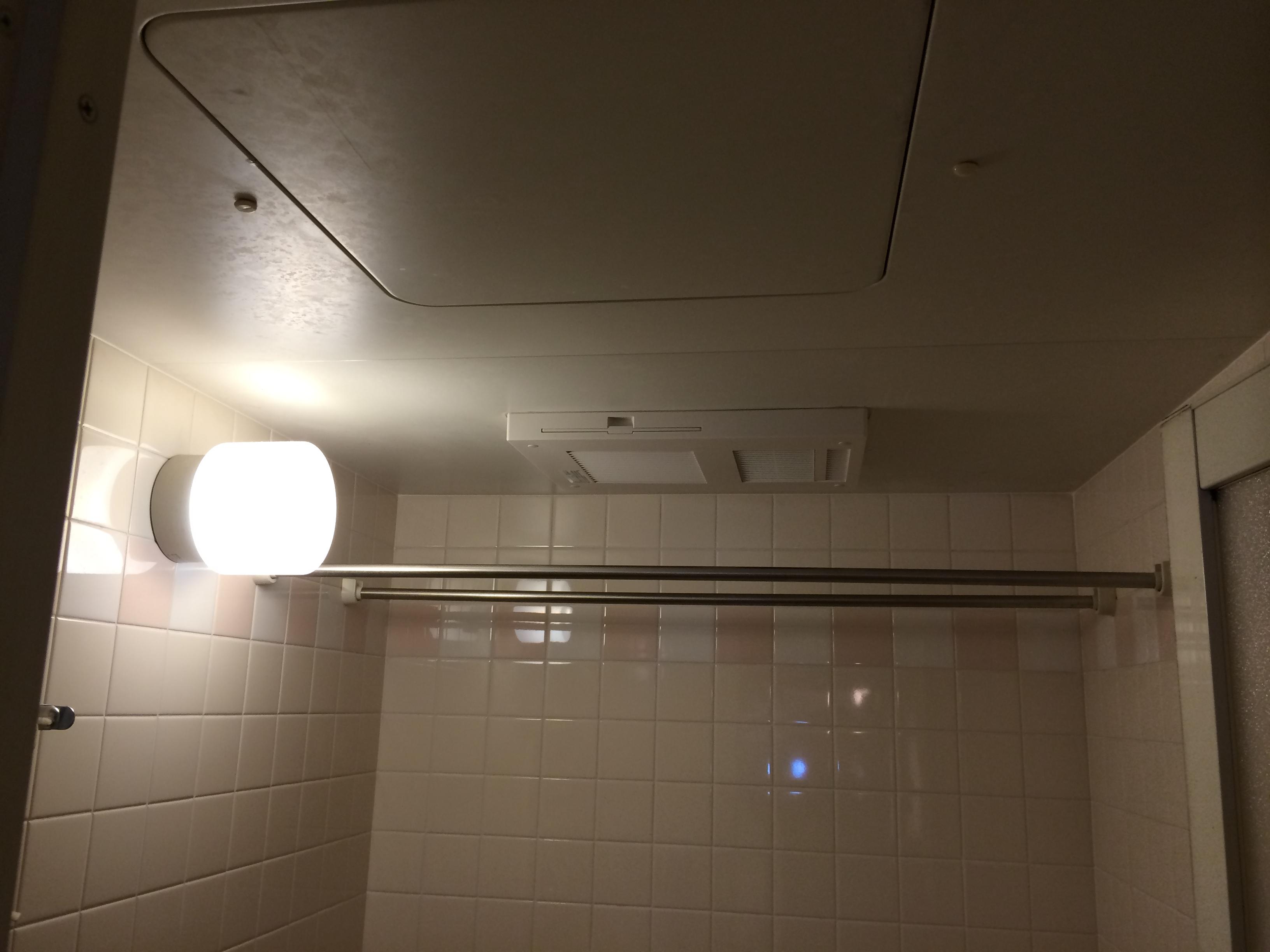 MAX 浴室換気乾燥機 BS-151H-CX 交換工事