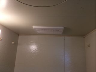 MAX 浴室換気乾燥機 BS-122EHA 交換工事